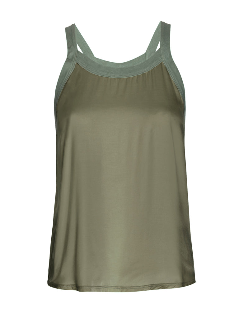 Nation LTD Zora Tank in Dirty Martini