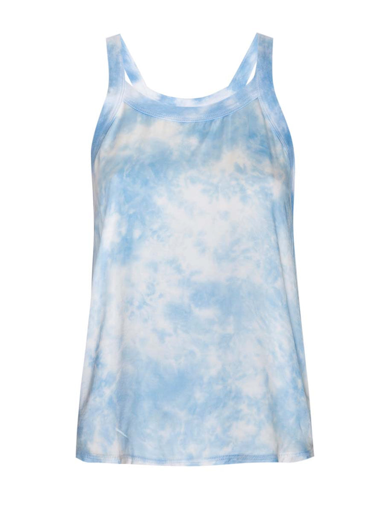 Nation LTD Zora Tank in Blue Skies