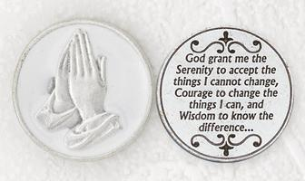 Pocket Prayer Coins