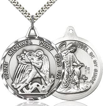 St. Michael Guardian Angel Medal