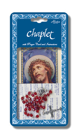 Precious Blood Deluxe Chaplet
