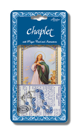 Immaculate Conception Deluxe Chaplet
