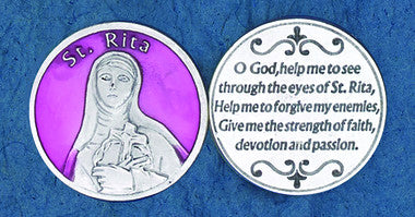 St. Rita Pocket Token