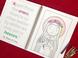 Adoration Coloring Book