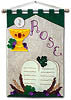 Deluxe First Communion Banner Kit - 10 Commandments (Green)