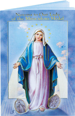 Our Lady of the Miraculous Medal Novena