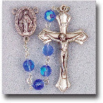 Birthstone Rosary - September