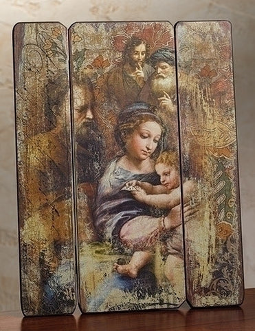 Nativity Wall Panel 15""
