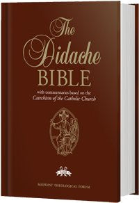 The Didache Bible (NABRE) Hardcover