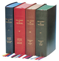 Liturgy of the Hours- 4 Volume Set