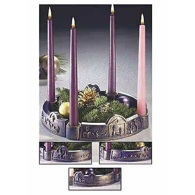 Journey to Bethlehem Advent Wreath