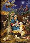 Nativity Advent Calendar 3