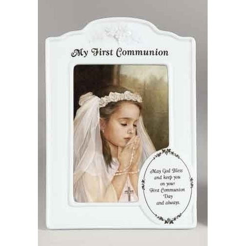 Communion Girl Frame