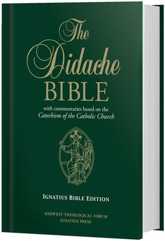 The Didache Bible (RSV-2CE) Hardcover