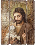 Good Shepherd Wall Panel 26""