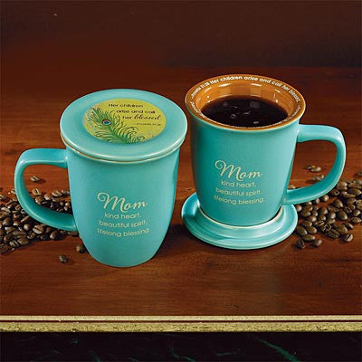 Mom Mug and Coaster