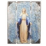 Our Lady of Grace Panel 17""