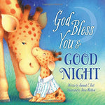 God Bless You & Good Night Board Book