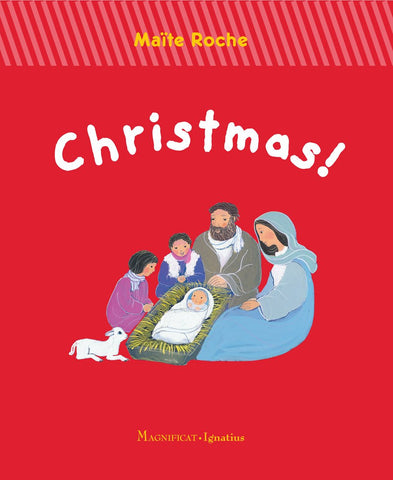 Christmas! (First Steps in Faith) Board Book