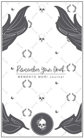 Remember Your Death: Memento Mori Devotional & Journal Set
