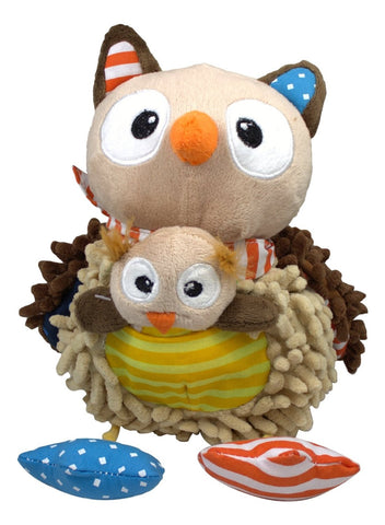 Wee Believers Lil Prayer Buddy Olivia the Owl