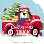 The Christmas Truck Board Book