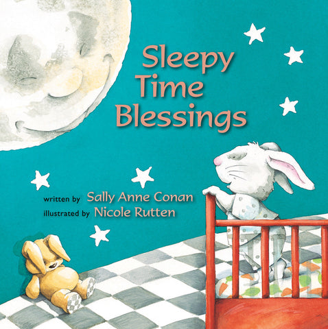 Sleepy Time Blessings Board Book