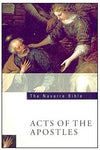 Navarre Bible: Acts of the Apostles (Softcover)