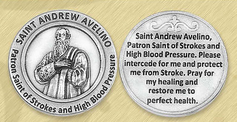 St. Andrew / Strokes Pocket Token