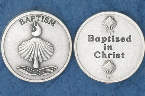 Baptism Pocket Token