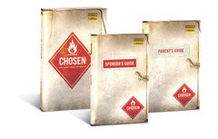 Chosen: Your Journey Toward Confirmation Student Pack