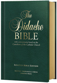 The Didache Bible (RSV-2CE) Leather