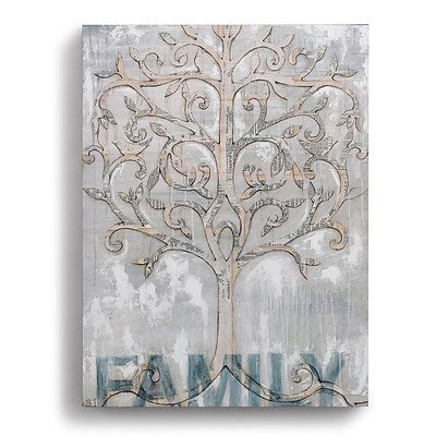 Family Tree Wall Art St George