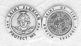 St. Florian / Fire Fighters Pocket Token