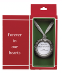 Forever in our Hearts Photo Ornament