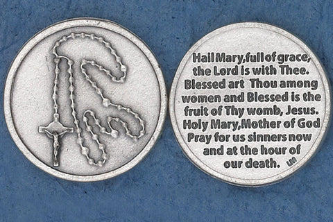 Hail Mary Pocket Token