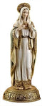 Immaculate Heart of Mary on Pedestal w/Drawer