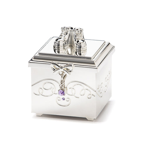 Charm Keepsake Box - June