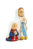 Lady of Lourdes Apparition Statue