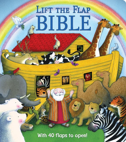 Lift the Flap Bible Board Book