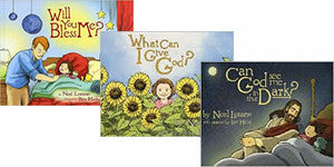 Neal Lozano Children's 3 Book Pack