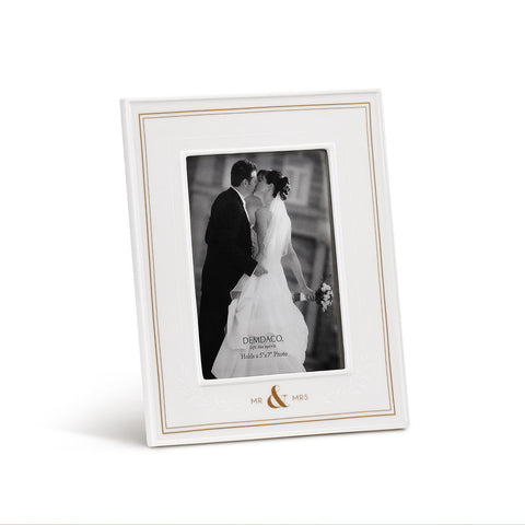 Mr. & Mrs. Ceramic Frame