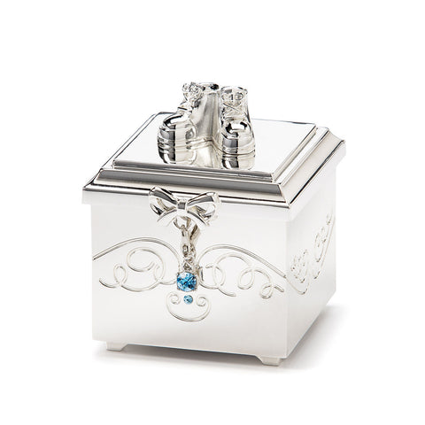 Charm Keepsake Box - March