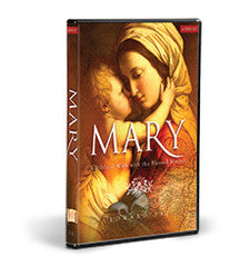 Mary: A Biblical Walk with the Blessed Mother 4 DVD Set
