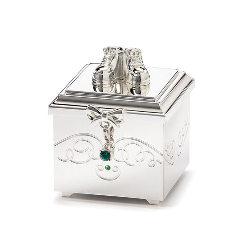 Charm Keepsake Box - May