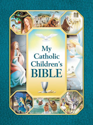 My Catholic Children's Bible (Hardcover)