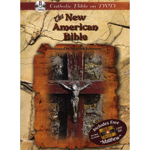 New American Bible on DVD