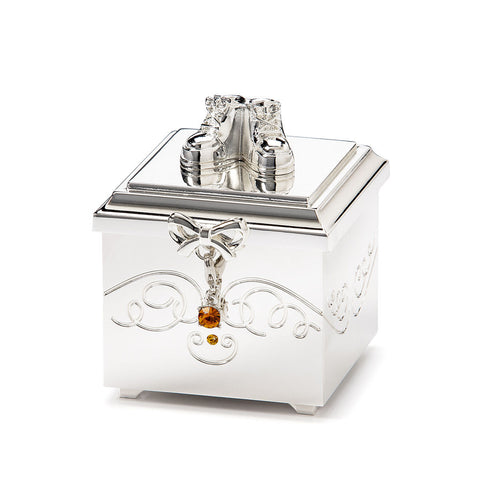 Charm Keepsake Box - November
