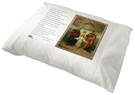 Our Father Pillowcase
