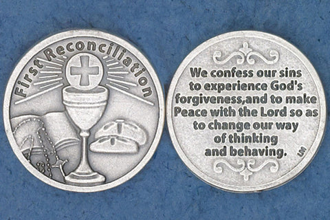 First Reconciliation Pocket Token